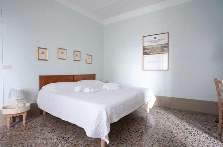 Camera matrimoniale di Stradella, appartamento per 2 persone