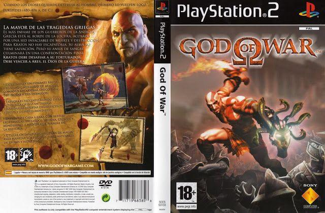 God Of War E Um Jogo Eletronico De Acao Para O Console Playstation 2 Lancado Em Marco De 2005 Foi A Primeira Cota Da Ser God Of War Playstation 2 Playstation