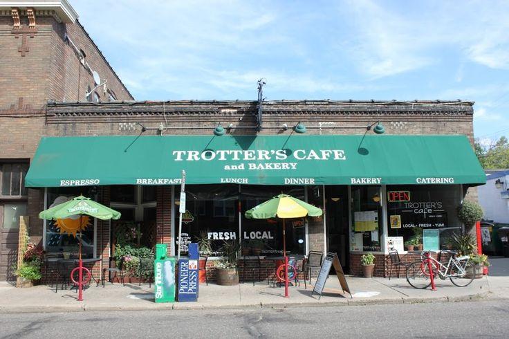 Trotter S Cafe St Paul Mn