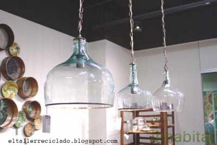 Small&lowcost. Decorar con lámparas económicas a la par que elegantes | Decorar tu casa es facilisimo.com