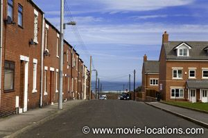 Embleton Street, Easington Colliery, Country Durham (film location for Billy Elliot)