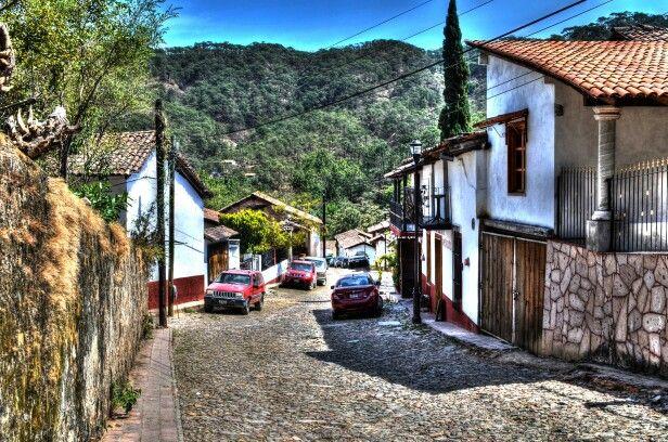San Sebastian del oeste, jalisco, México