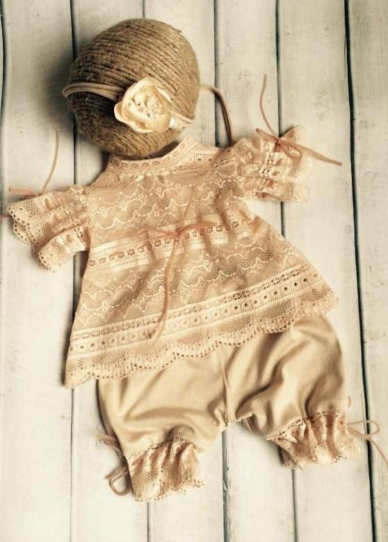 Cod 107Baby photo prop set, blouse and baby pants, diper cover, lace romper, Baby Girl, Baby Photography, Photo Prop