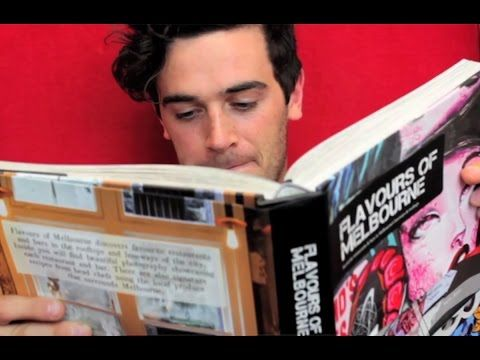 Book Trailer: Flavours of Melbourne - Smudge Eats