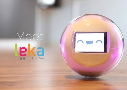 Leka: Smart Toy for Autistic Children