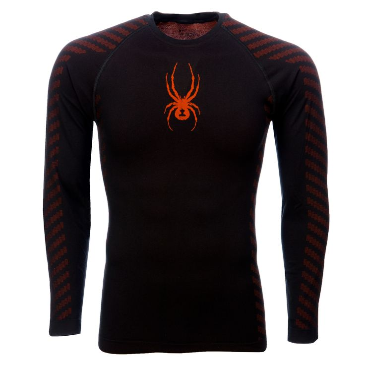 The Spyder baselayer designed for ultimate comfort, all day. The top is  specially developed