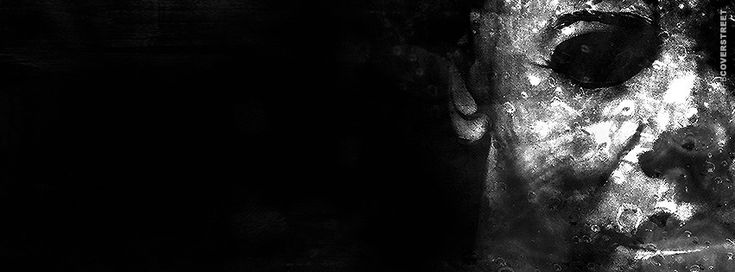 Michael Myers Mask Face Facebook Cover