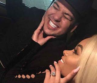 NEIL'S ONLINE BLOG: Rob Kardashian Accuses Blac Chyna of Cheating on S...