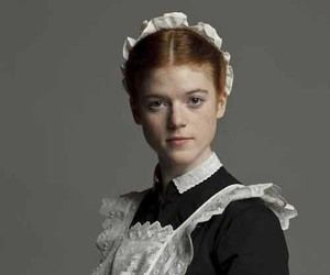 Ginger, Scottish actress Rose Leslie went from playing ...