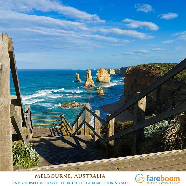 Melbourne, Australia   #travel #Melbourne #Australia #fareboom