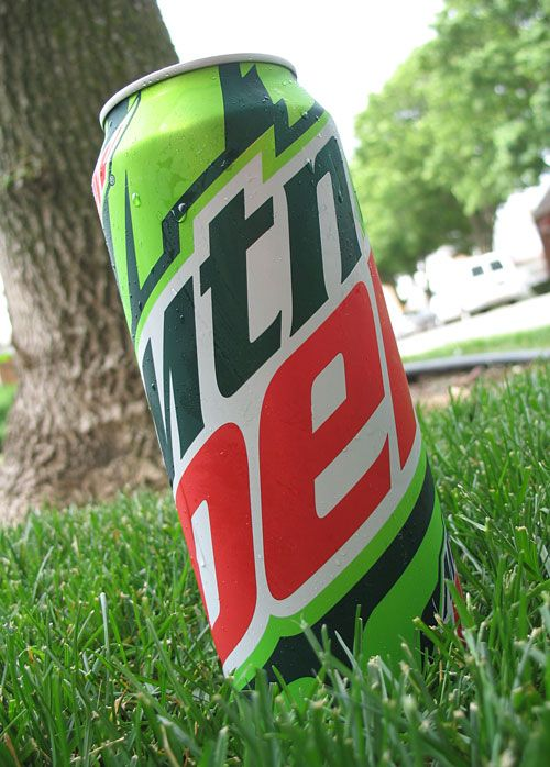 Mountain Dew 24 oz Can: Mtn Dew, 24 Oz, Dew Cans, Gift Ideas, Aluminum Cans, Dew Tall, Beverage Reviews, 24Oz Dew
