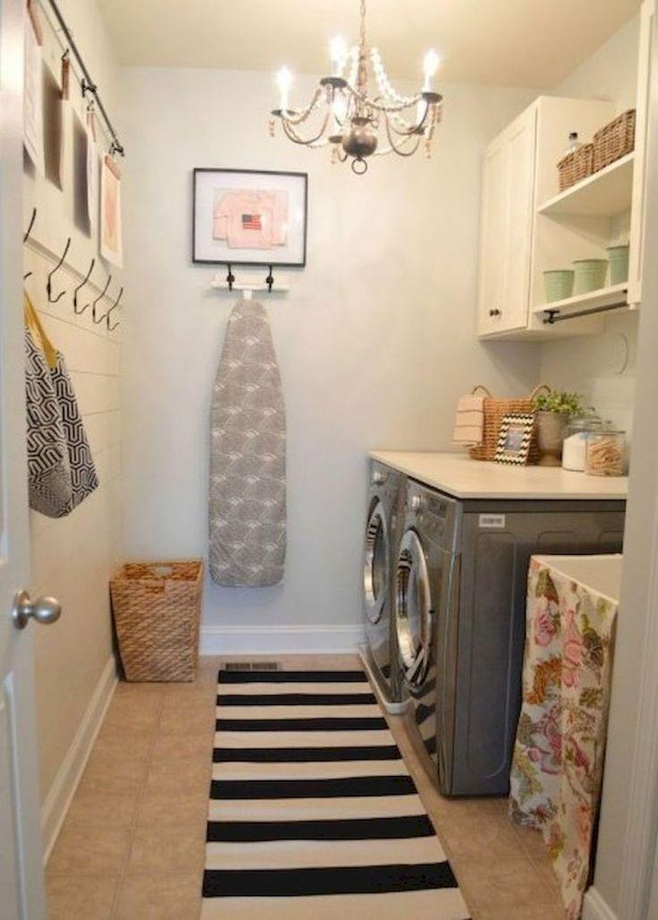 DIY Laundry Room Storage Shelves Ideas (36)