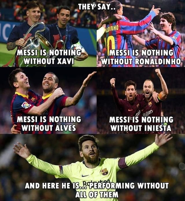 Leo Messi Leo Messi Football Memes Messi Funny