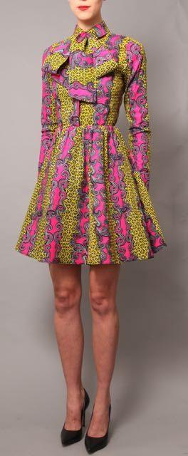 NEW The Michelle O' Dress Choose Your Sleeve by DemestiksNewYork
