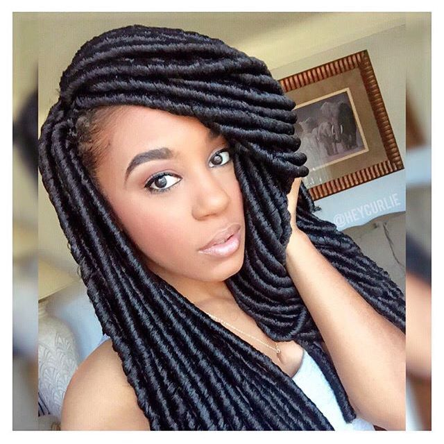 Crochet Hair Styles For Adults : ... Pinterest Crotchet braids, Braids and Locs