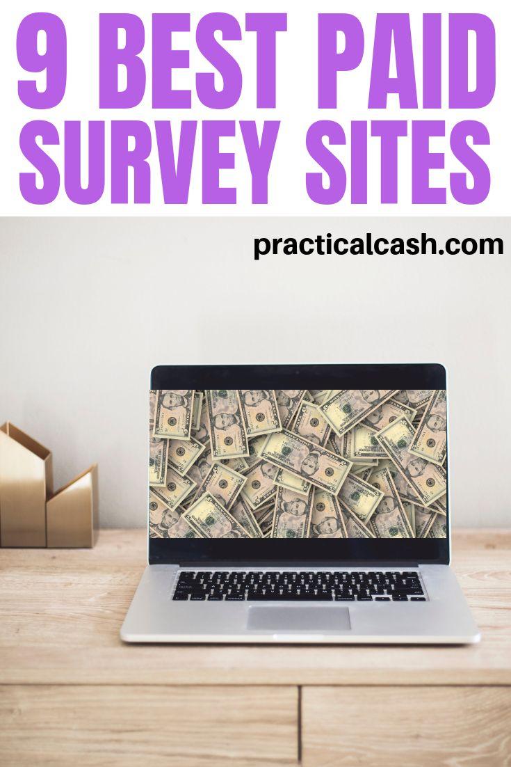 8 Best Paid Online Surveys for Money – For Entrepreneurs