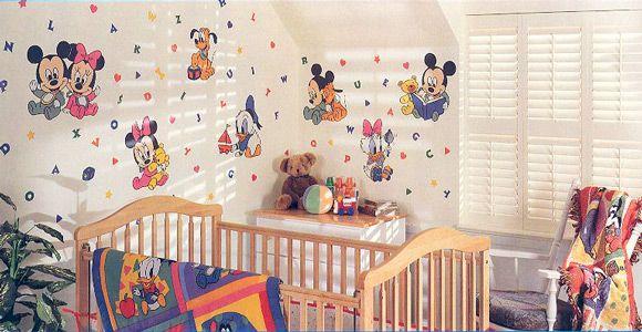 Disney Baby Room