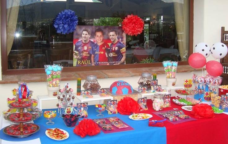 Mesa dulce barcelona cumplea os comuni n eventos - Ideas para cumpleanos adulto ...