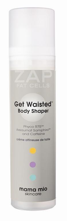 Mama Mio Get Waisted Body Shaper - Modelador corporal que funciona incrementando a lipólise e desintegrando a gordura armazenada nas células adiposas. #Grávidas