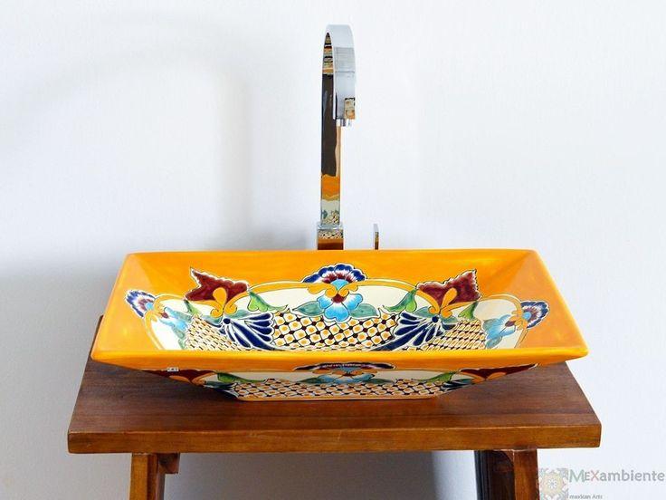 19 besten originelle badezimmer mit waschbecken aus mexiko. Black Bedroom Furniture Sets. Home Design Ideas