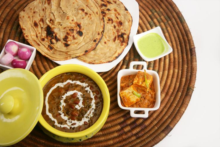 Dal Makhani Indian Food