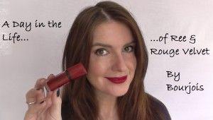 Bourjois Rouge Velvet Video – Tried & Tested