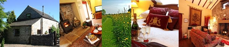 Luxury Peak District Derbyshire self catering holiday cottages - Sleep 1, 2 or 4 Blakelow