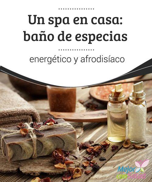 Un spa en casa: baño de especias energético y afrodisíaco  Descubre en este artículo cómo hacer un sensual baño de especias aromáticas y estimlulantes para convertir tu bañera en un spa en casa.