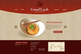 Afbeeldingsresultaat voor restaurant website