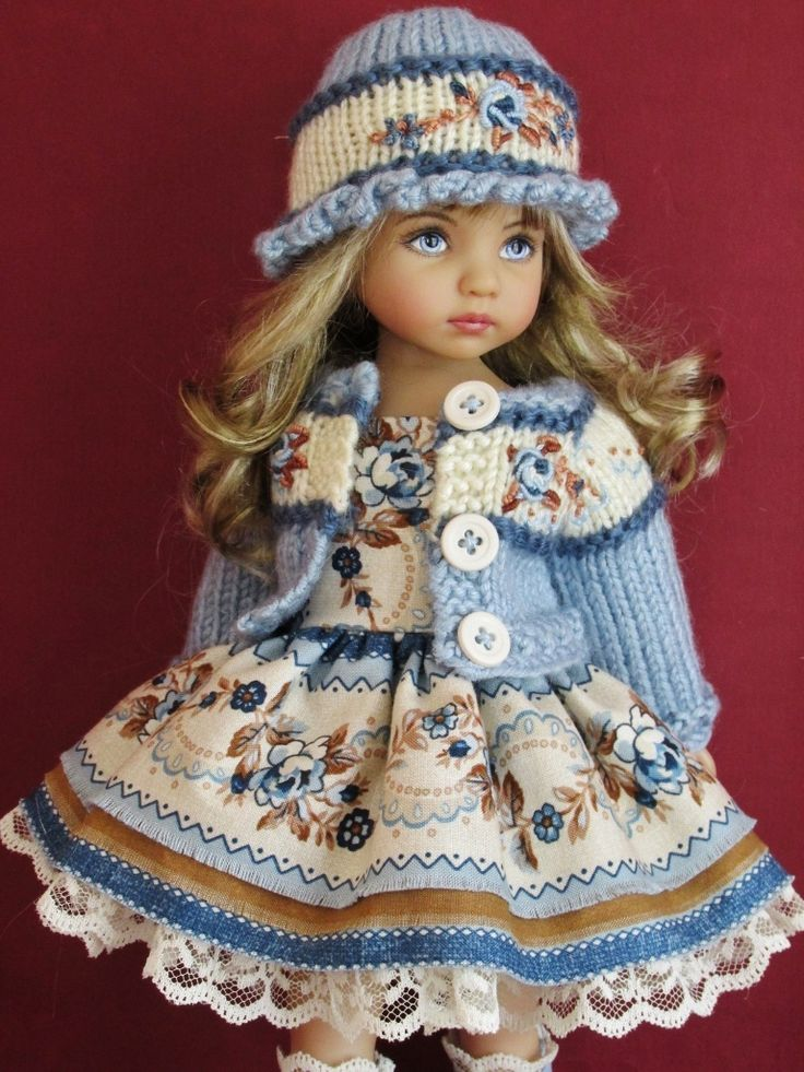 Handmade By Kalypso's Doll Boutique Ebay:Kalyinny ...effner little darlin