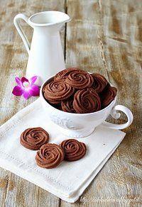 Biscotti al burro & cacao