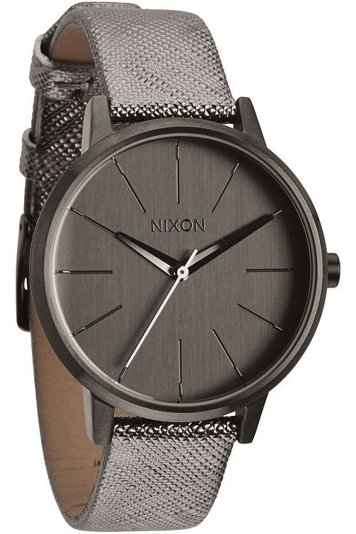 Ladies Nixon The Kensington Leather Watch A108-1924
