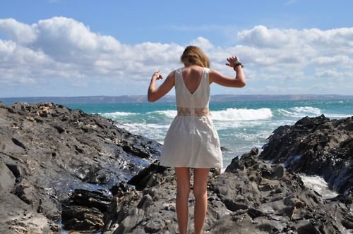 prettyClothing, Summer Paradis, The Ocean, Children, White Summer Dresses, Beach, The Dresses, People, Fashion Stakes