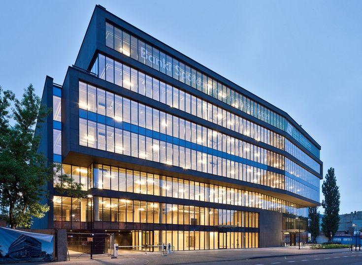 design of office building. gallery of office building at grzybowska street grupa 5 architekci 3 design f