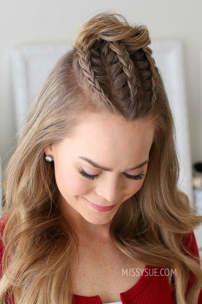 Tipsntutorialpro Com Nbspthis Website Is For Sale Nbsptipsntutorialpro Resources And Information Hair Styles Braided Hairstyles Braided Top Knots