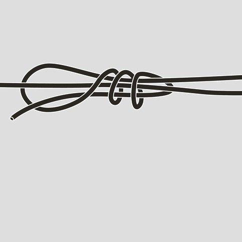 Schmuckschule. Ein verstellbarer Knoten |DIY Anleitung