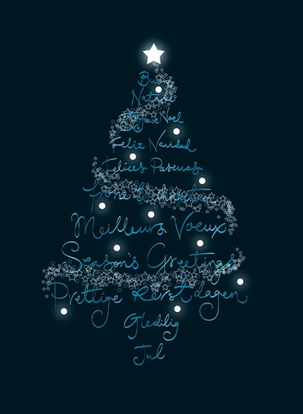 31 Best Corporate Christmas Cards Images On Pinterest