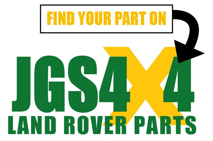 Find all your Land Rover Parts & Spares here...