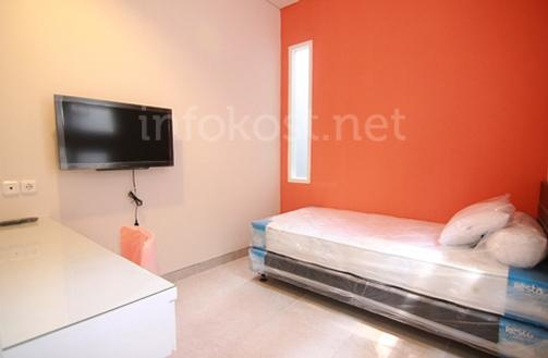 Blok S Suite's room interior