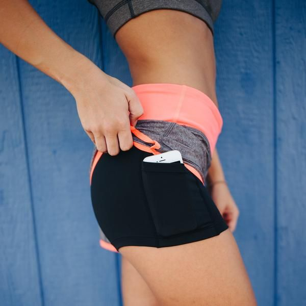 Swift Shorts - Running shorts with pockets... YES please! Only $24 at www.senitaathletics.com