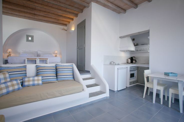 PROVALMA Traditional studios and apartments | #Greece #Cyclades #Folegandros #Guestinn
