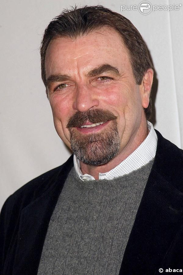 PHOTOS - Tom Selleck