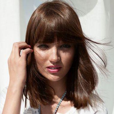 Blunt Bob: Jetzt abslut im trend und perfekt für feines Haar.