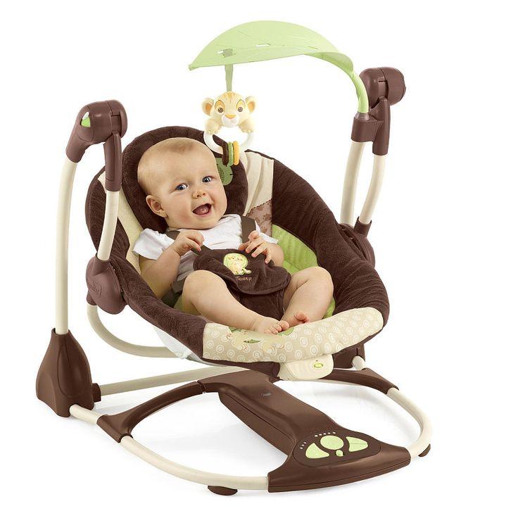 "Disney Baby The Lion King Premier Convert Me Swing-2-Seat - Kids II - Babies ""R"" Us"