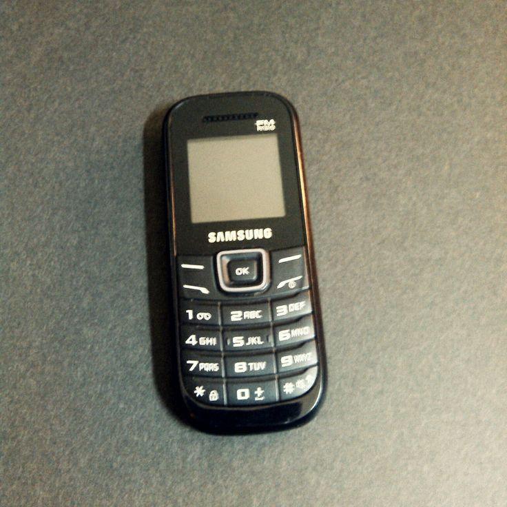 Samsung Keystone 2 E1205 Putih Daftar Harga Terkini Terlengkap