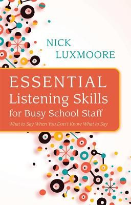 """""""What to say when you don't know what to say!""""  - useful book for teachers and school counselors."""