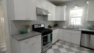 Learn about A Cozy Cottage Flip in Arlington Heights from HGTV