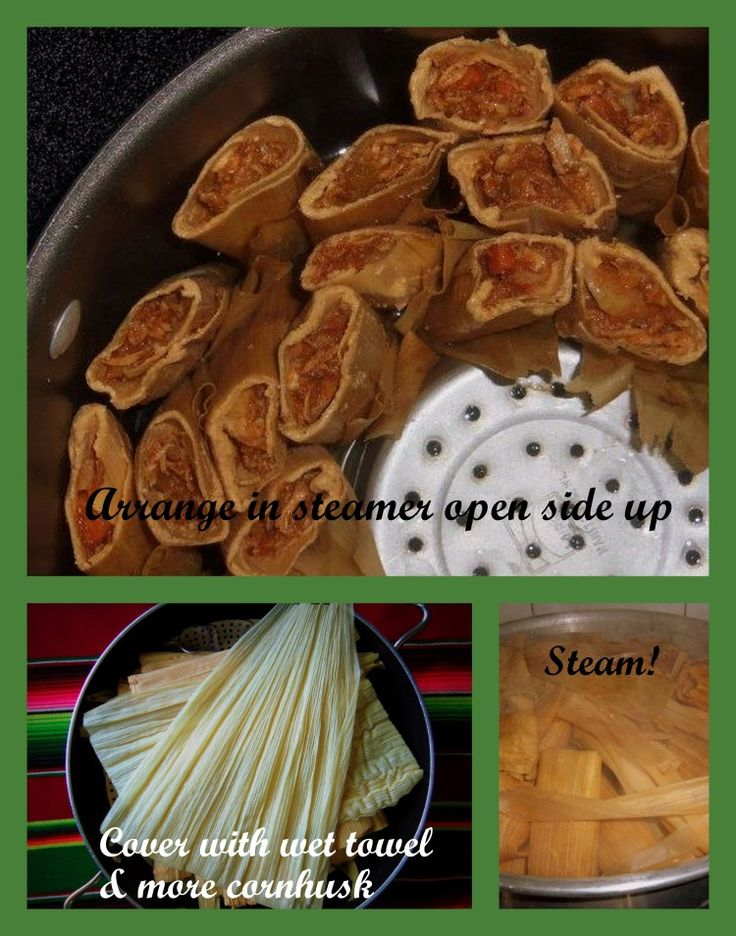 Mexican-Style Tamales – Hispanic Kitchen | Recipes ...