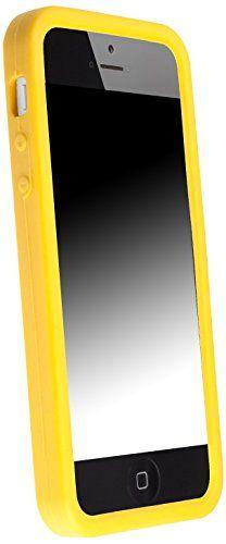 Horny Protectors® Carcasa de silicona y TPU para Nintendo Game Boy de estilo retro para Apple iPhone 5c amarillo silicona - http://www.tiendasmoviles.net/2016/03/horny-protectors-carcasa-de-silicona-y-tpu-para-nintendo-game-boy-de-estilo-retro-para-apple-iphone-5c-amarillo-silicona/