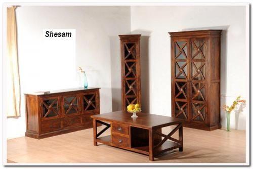 Möbler i shesam